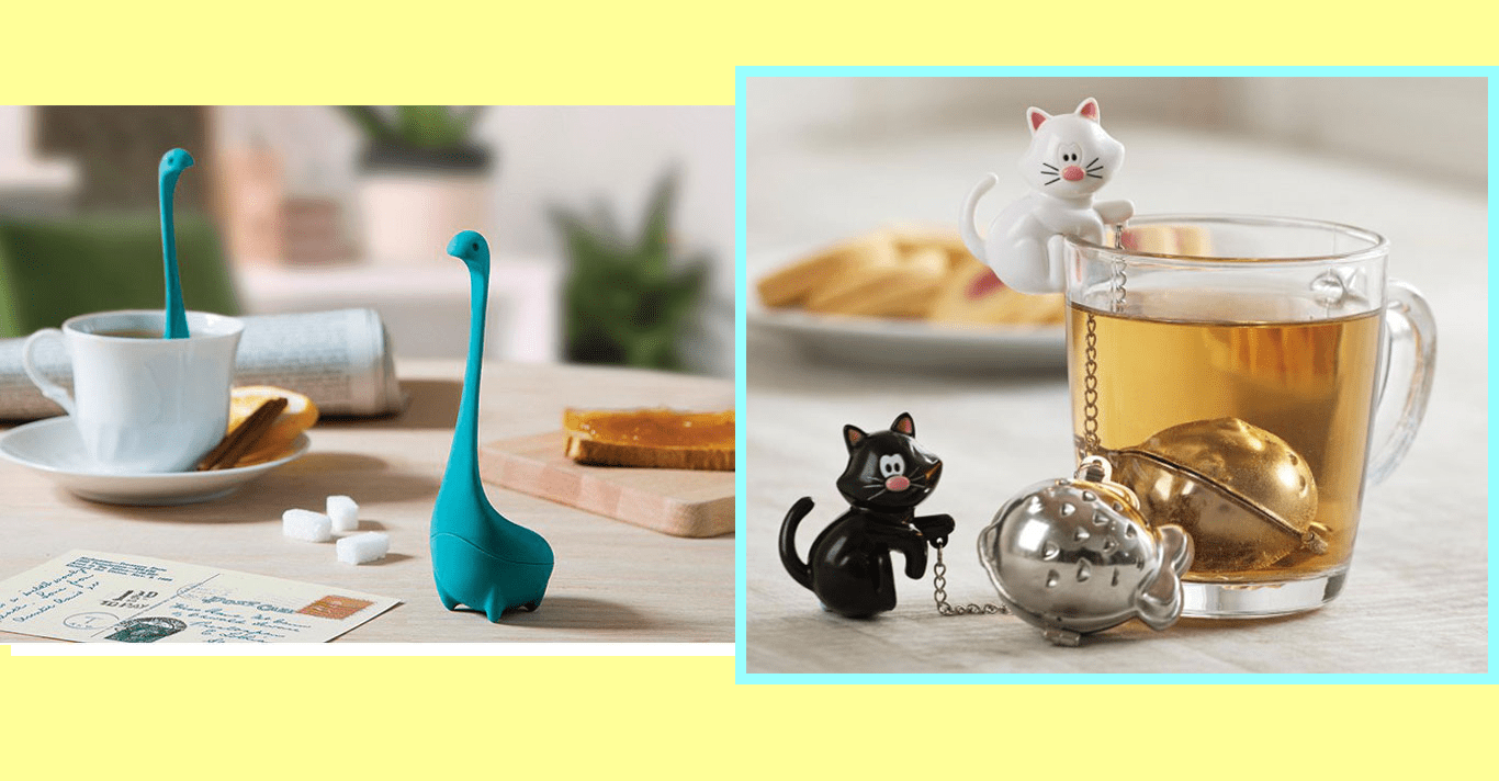These Cute Tea Infusers Will Liven Up Your Mornings