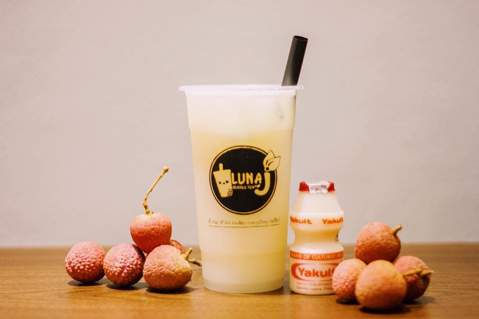 Luna J Bubble Tea has branches in Tanauan and Sto. Tomas.