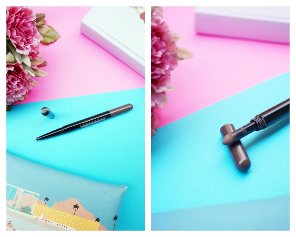 What the Maybelline Fashion Brow Duo Shaper looks like.