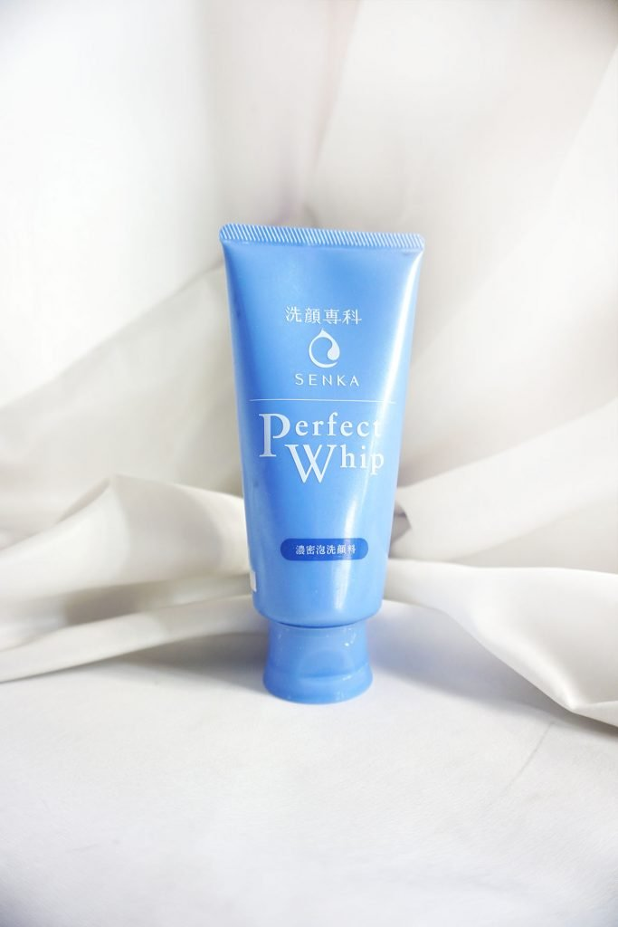 The Senka Perfect Whip Facial Foam Cleanser has been hailed the number one foam cleanser in Japan.
