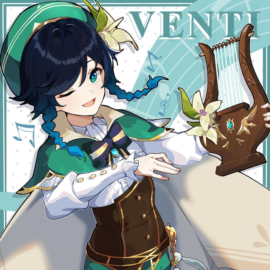 Venti's favorite food and other Genshin Impact food we like.