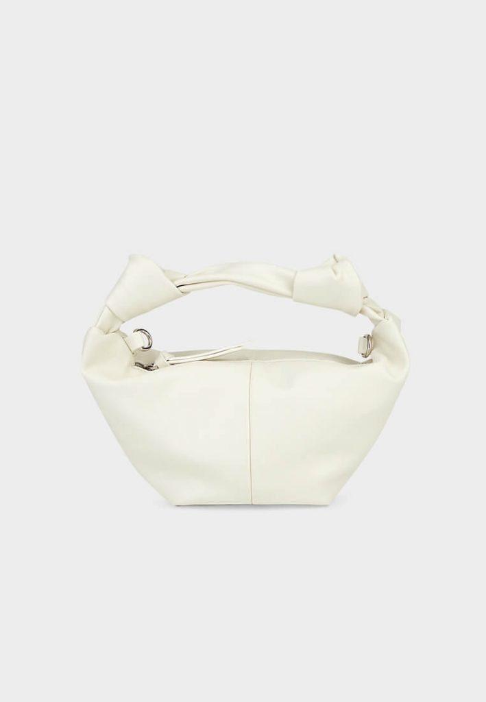 Croissant Bags - Pomelo Mini Oval Hand Bag