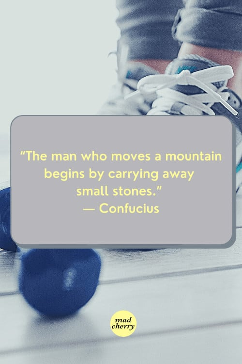Workout quotes for motivation