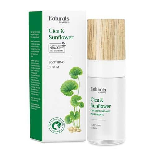 Naturals by WS Cica & Sunflower Soothing Serum